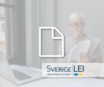Legal Entity Indentifiers: Att Förnya din LEI