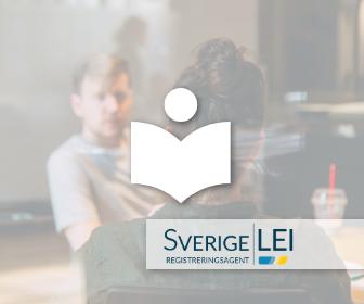 Sverige LEI - Maskinläsbara LEI
